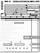 Form Nyc-2 - Business Corporation Tax Return - 2017