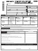 Form Nyc-ext - Application For Automatic Extension Of Time To File Business Income Tax Returns - 2017