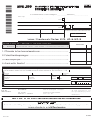 Form Nyc-300 - Mandatory First Installment (mfi) By Business C Corporations - 2018