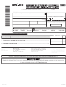 Form Nyc-400 - Estimated Tax By Business Corporations And Subchapter S General Corporations - 2018