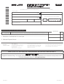 Form Nyc-400b - Estimated Tax By Subchapter S Banking Corporations - 2018