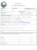 Bonner County Recruitment Request Form