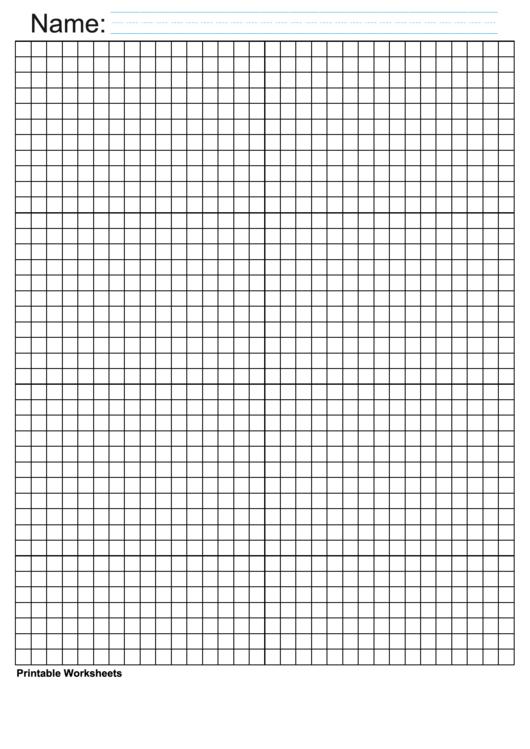 Black Quarter Inch Graph Paper Printable pdf