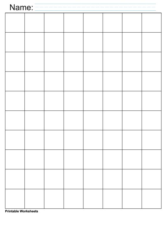 Black Inch Graph Paper Printable pdf