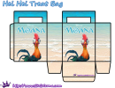 Hei Hei Treat Bag Template