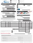 Form Np 61-10 - Order Form