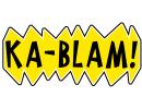 Ka-blam Poster Template