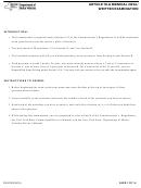 Form Ds-875q - Article 19-a Biennial Oral/written Examination
