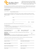 Medical Authorization Template