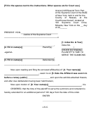Order Extending Plaintiff's Time To Serve The Summons - New York Supreme Court