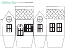 House Gift Box Template