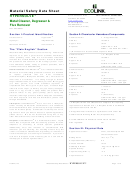 Material Safety Data Sheet - Hypersolve - Metal Cleaner, Degreaser & Flux Remover