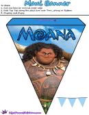 Maui Banner Template
