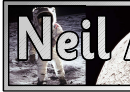 Neil Armstrong Banner Template