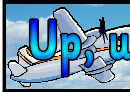 Up And Away Banner Template