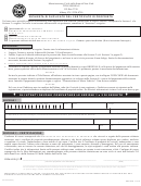 Form Mv-902i - Application For Duplicate Certificate Of Title (italian)