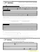 Form Mv-900.1 - Notice Of Lien - Charge Account Customer