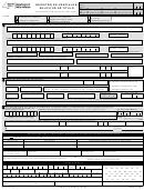 Fillable Form Mv-552a - Apportioned Registration ...