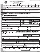 Form Mv-82itpk - In-transit Permit/title Application (korean)