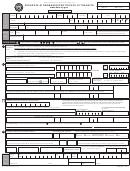 Form Mv-82itpi - In-transit Permit/title Application (italian)