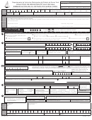 Form Mv-82bs - Boat Registration/title Application (spanish)