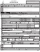 Form Mv-82bk - Boat Registration/title Application (korean)