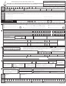 Form Mv-82bi - Boat Registration/title Application (italian)