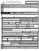 Form Mv-82b - Boat Registration/title Application