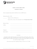 Forms Cd-rom Order Form Corporate Forms