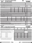 Schedule B/c/d/h (form 100s) - 2013