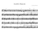 Roger Tallroth - Josefin's Dopvals Sheet Music