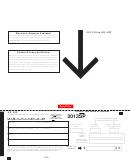 Form Sd 40p - School District Income Tax Payment Voucher - 2013