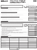 Form Nyc-9.7b - Ubt Paid Credit Subchapter S Banking Corporations - 2017