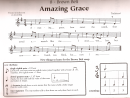 Amazing Grace Traditions Song Sheet Music