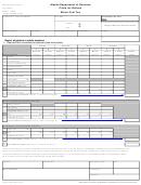 Form 04-544 - Claim For Refund Motor Fuel Tax - Alaska Department Of Revenue