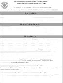 Form Lb001ffsp - Formulario De Quejas De Trabajador De Comida Rapida
