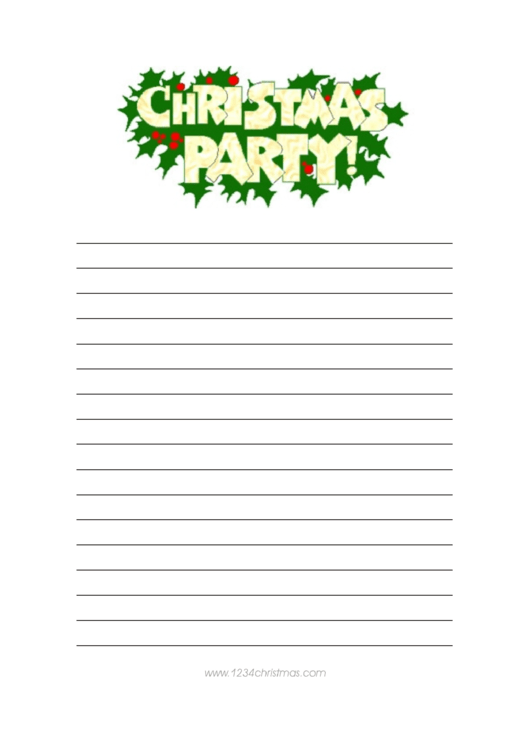 top 63 printable christmas writing paper templates free to download