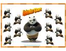 Kung Fu Panda Behavior Chart