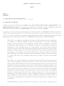 Sample For Reduction-in-force Letter