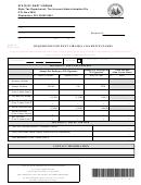 Form Wv/tpt-703 - Requisition For West Virginia Cigarette Stamps