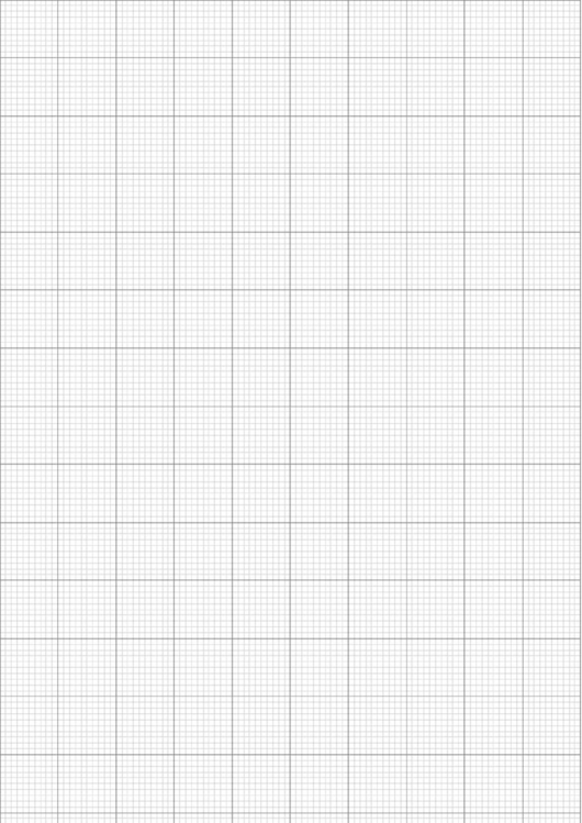 Lined Graph Paper Template