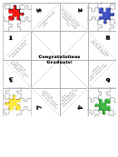 Graduation Game Template