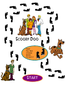 Scooby Doo Game Template