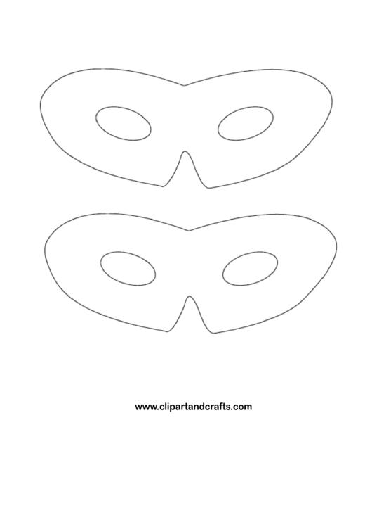 Eye mask template printable pdf download eye mask template maxwellsz