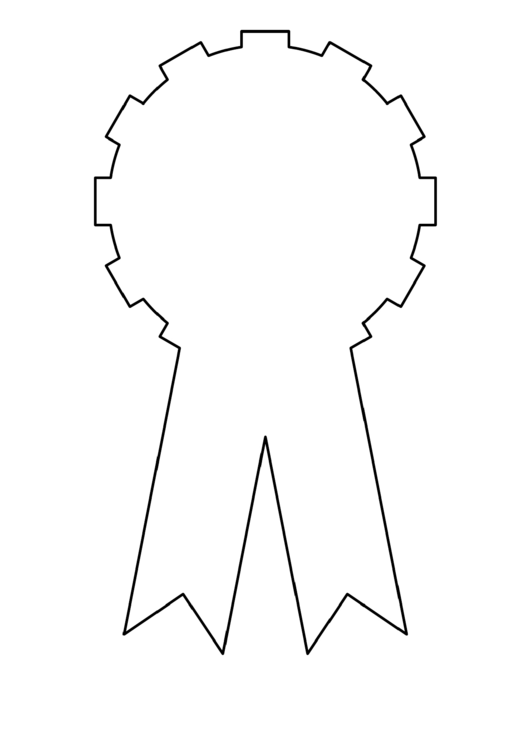 award ribbon template printable pdf download