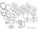 Dora And Swiper Reward Chart