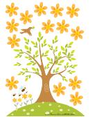 Tree Reward Chart For Kids