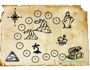 Treasure Map Reward Chart For Kids