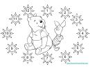 Winnie The Pooh Reward Chart For Kids