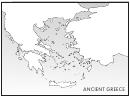 Ancient Greece Map Outline.Ancient Greece Map Template Printable Pdf Download